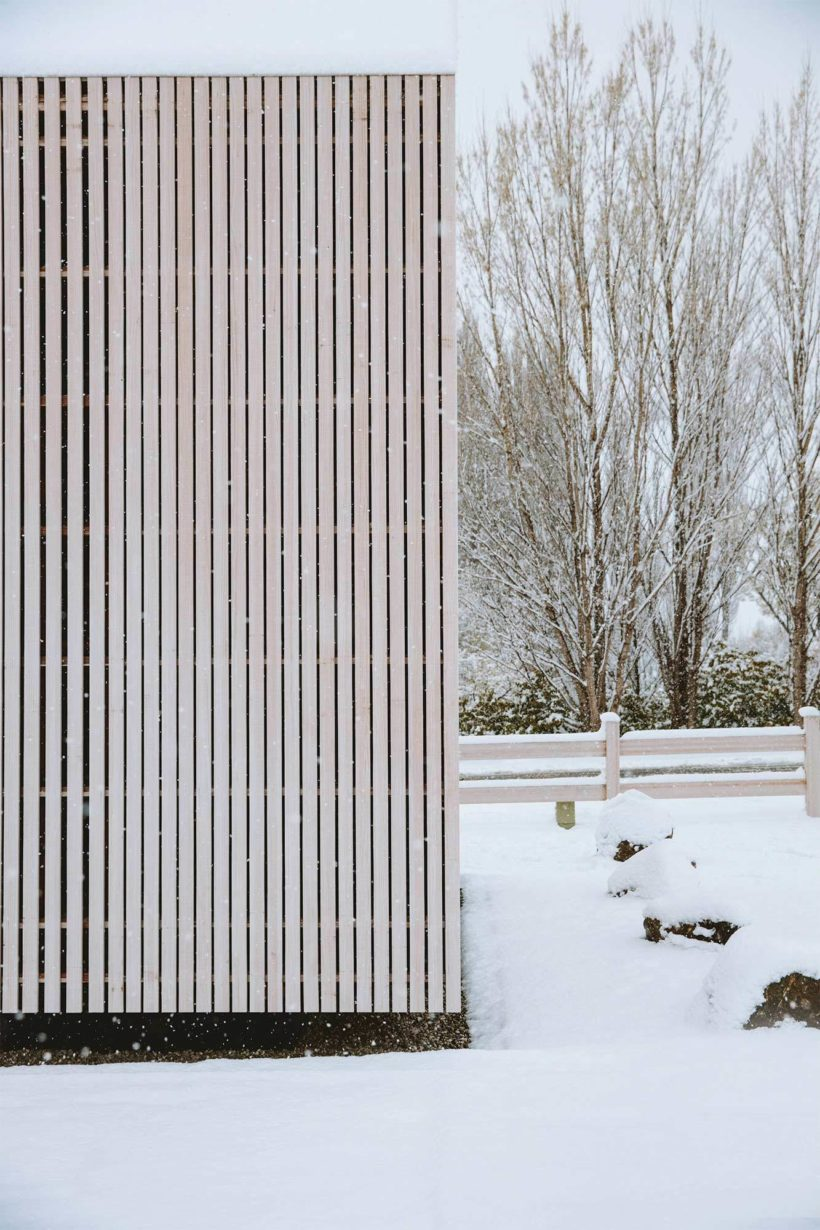 Abodos Cardrona Cabin the chapel to craft wins NZIA Small Projects Architecture Award Abodo Wood 4