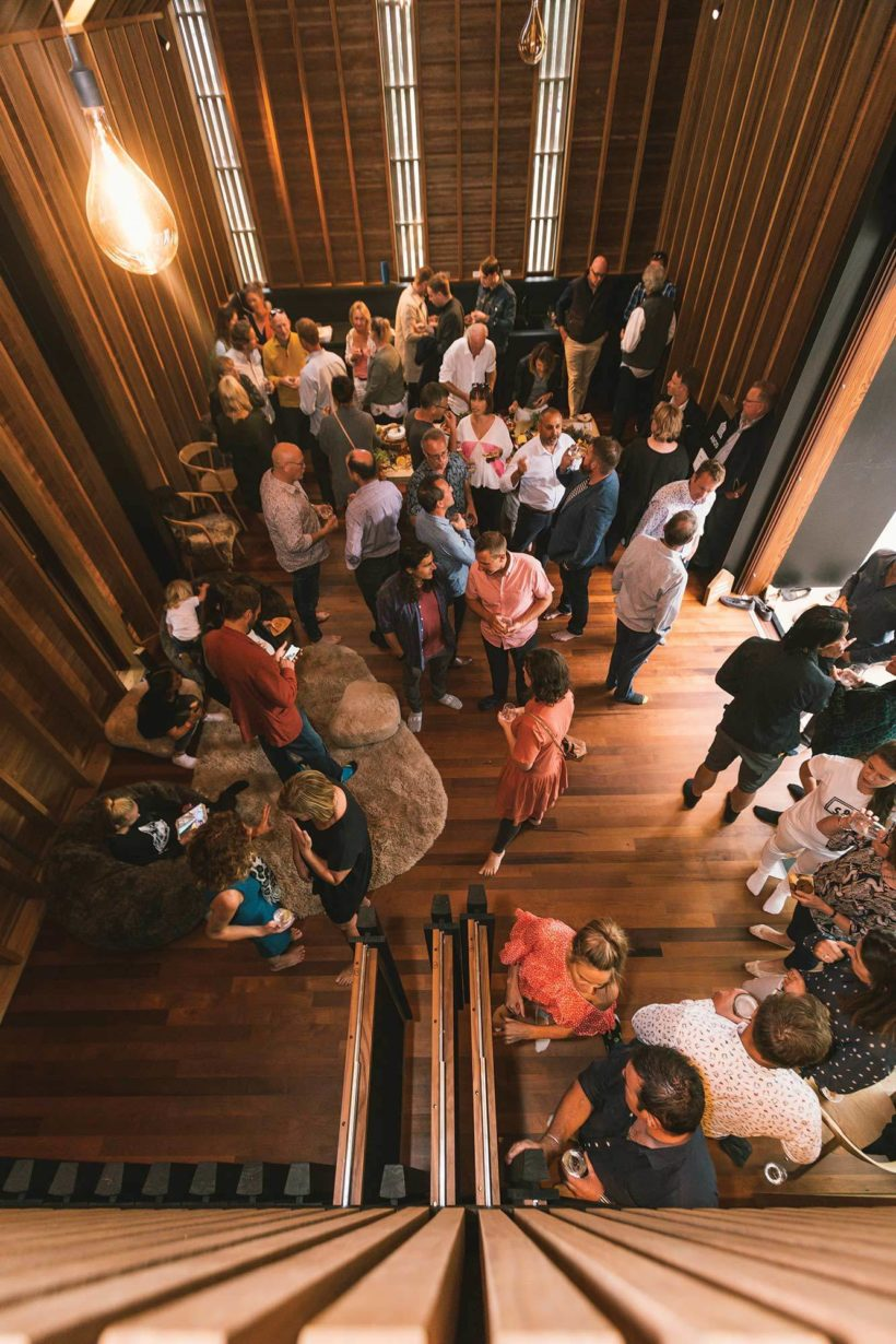 Sustainable eco timber showcase launches in Cardrona Abodo Wood 10