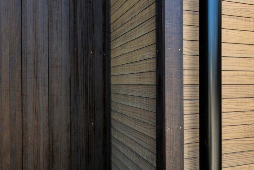 Dalefield House - Vulcan Cladding - Abodo Wood