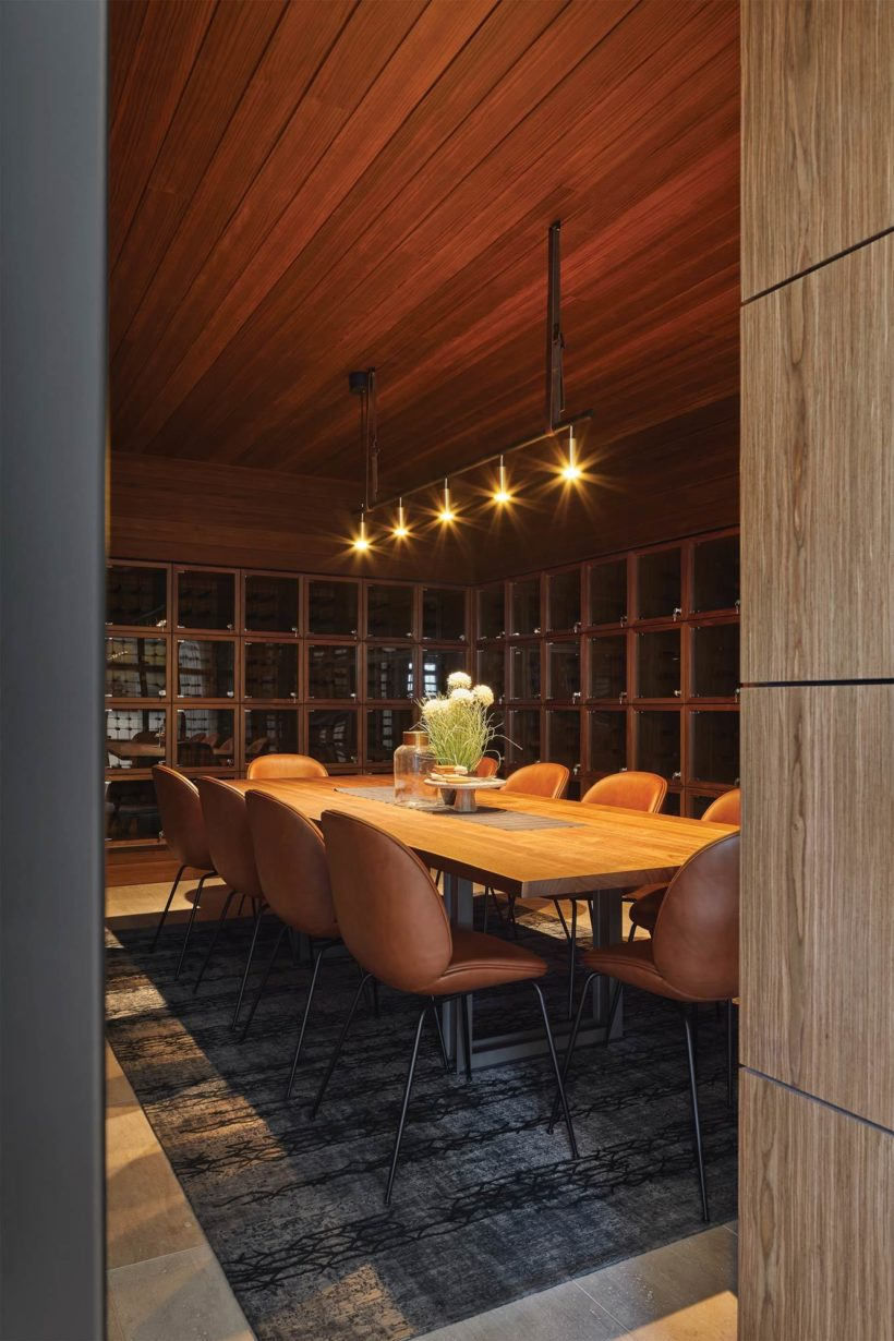 Essence Luxury Apartments Vulcan Panelling Abodo Wood 1