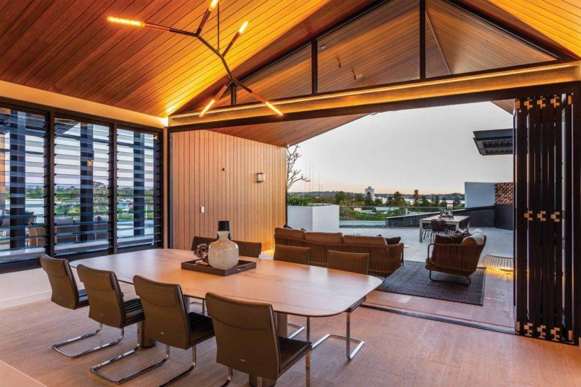 Essence Luxury Apartments Vulcan Panelling Abodo Wood 2