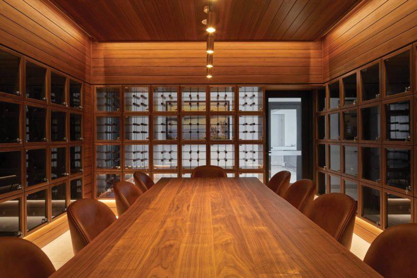 Essence Luxury Apartments Vulcan Panelling Abodo Wood