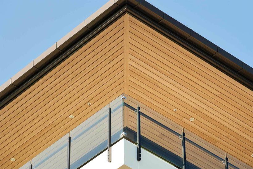 Latitude Luxury Apartments Vulcan Cladding in Sioox Abodo Wood 4