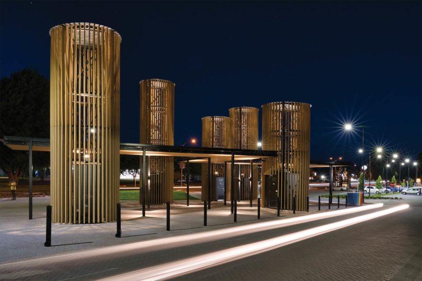 Leith Place Vulcan Screening Abodo Wood 10