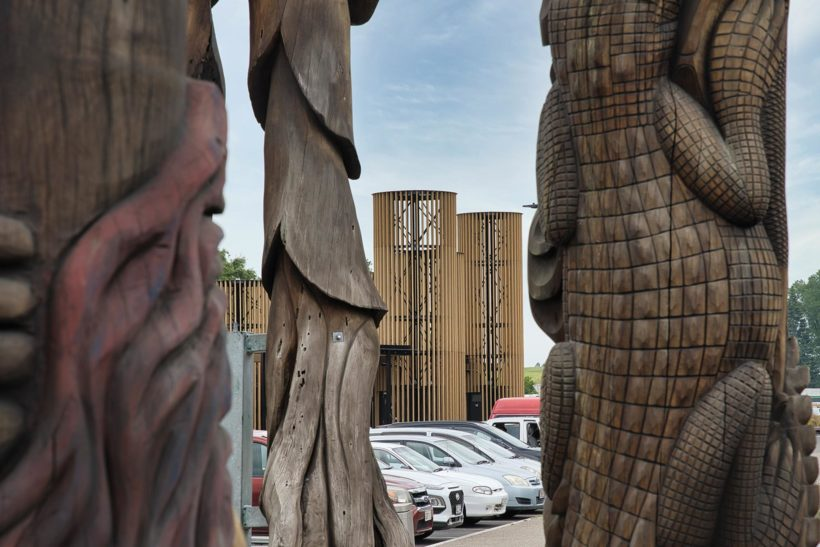 Leith Place Vulcan Screening Abodo Wood 8