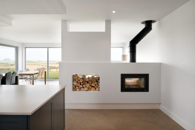 Linkwood Home - Vulcan Cladding - Abodo Wood