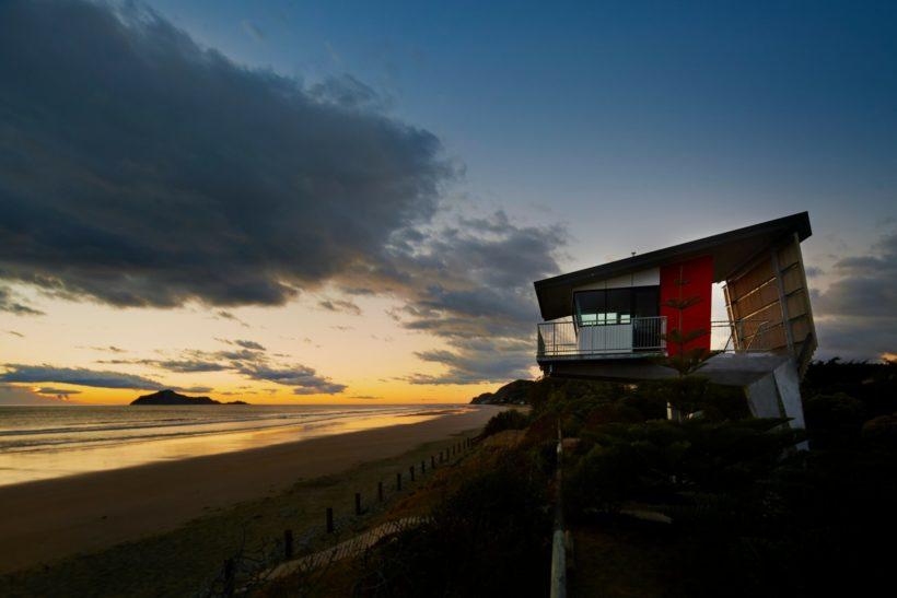 Waimarama Surf Club - Vulcan Screening - Abodo Wood