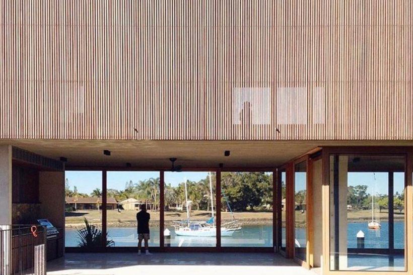 Timber Batten Screening